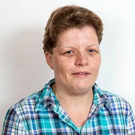 Sandra van der Berg